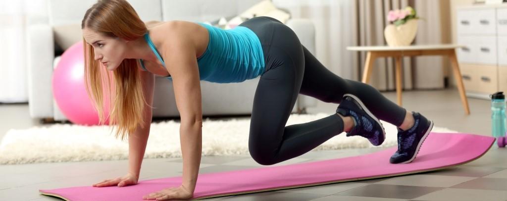 online fitness studio, online workout
