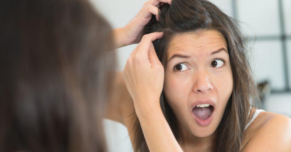 jung und schon graue haare,. Die besten Mittel gegen graue Haare