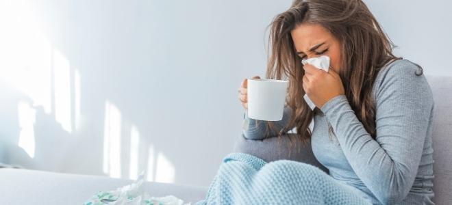 Was tun bei Erkältungssymptomen