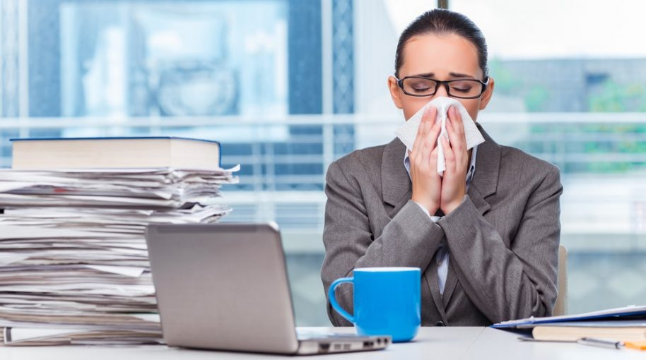 immunsystem starken in der Grippezzeit